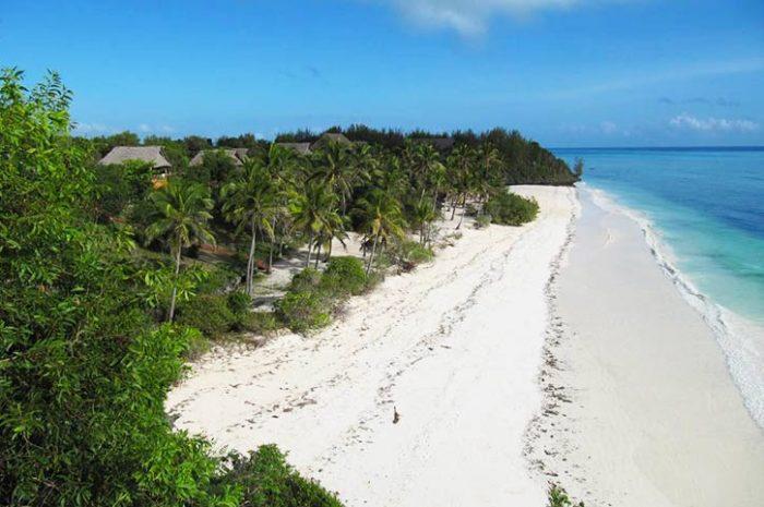 Kichanga Lodge Beachfront Location
