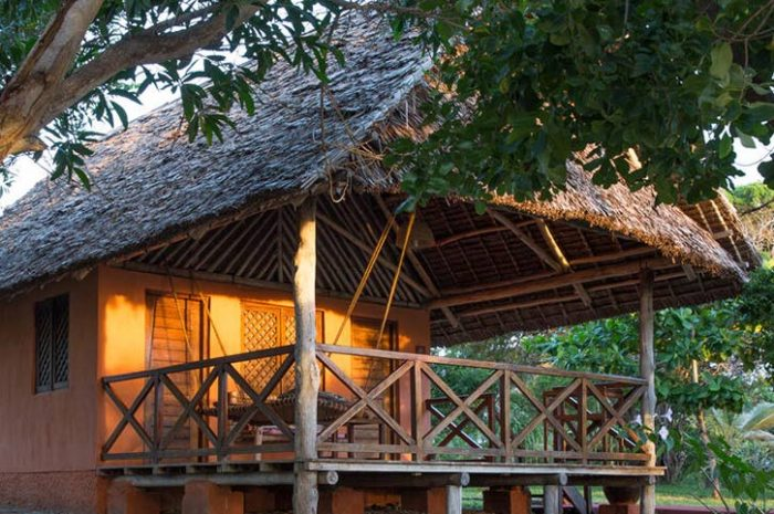 Kichanga Lodge Bungalow Exterior