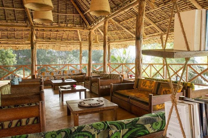 Kichanga Lodge Lounge