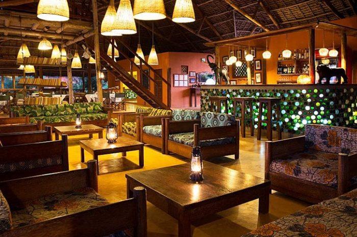 Kichanga Lodge Restaurant