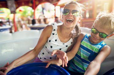 Kids, L.A. Theme Park