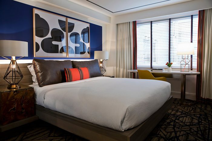 Kimpton Hotel Palomar Room
