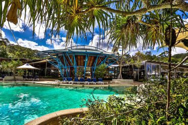 Kingfisher Bay Pool, Fraser Island