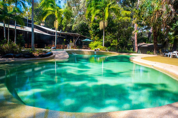 Kingfisher Bay Pool