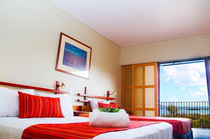 Kingfisher Bay View Room