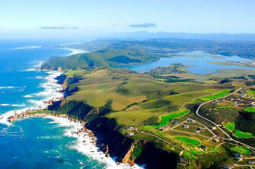 Knysna Lagoon, Cape Town