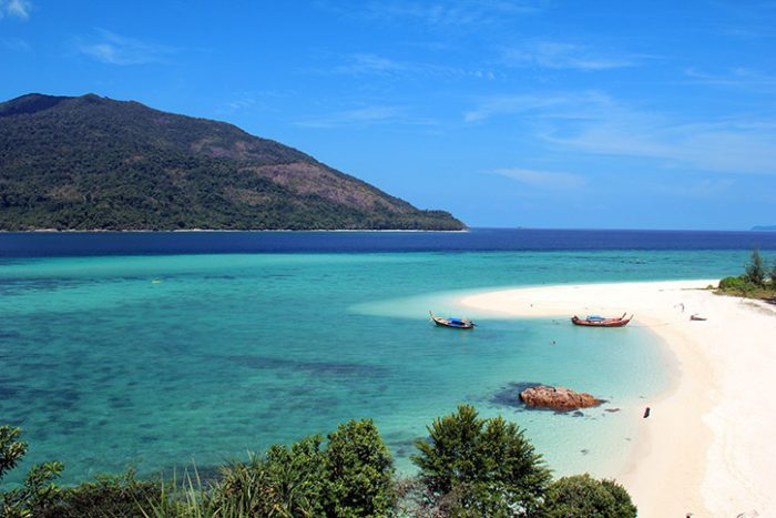 Koh Lipe Beaches