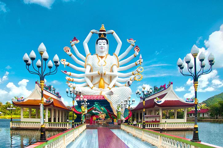 Koh-Samui-Temple-Shiva