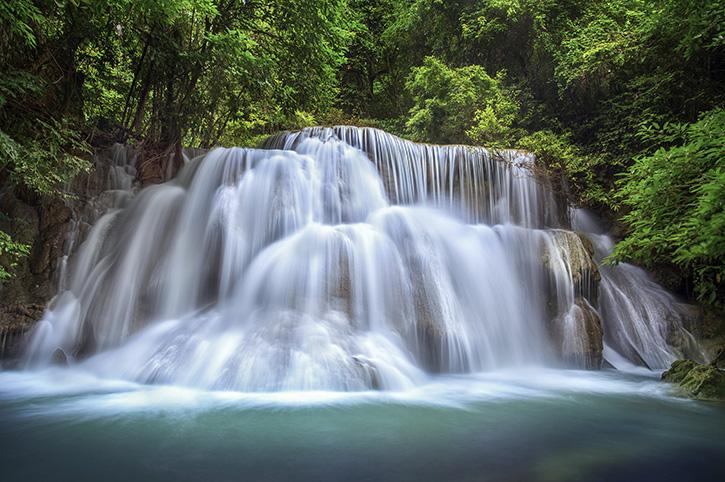 Waterfall, Koh Samui, Thailand
