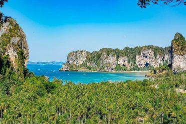Limestone Cliffs, Krabi
