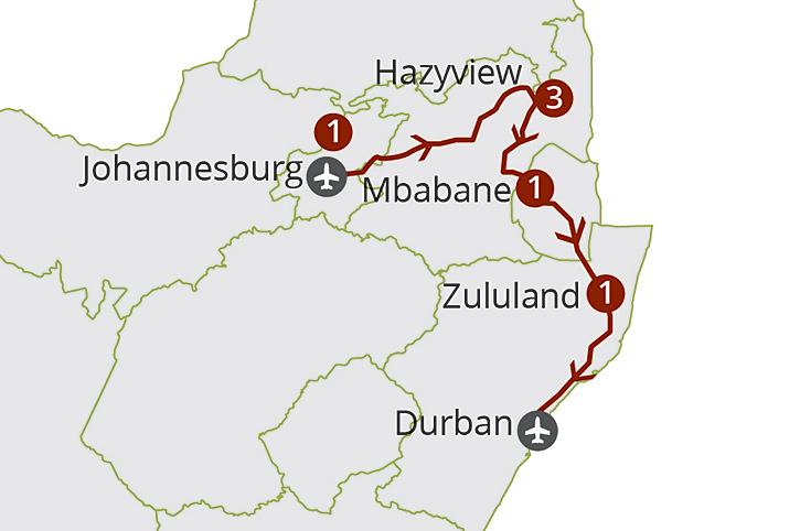 Kruger And Kingdom 2019