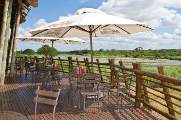 Kruger National Park Lower Sabie Viewing Deck