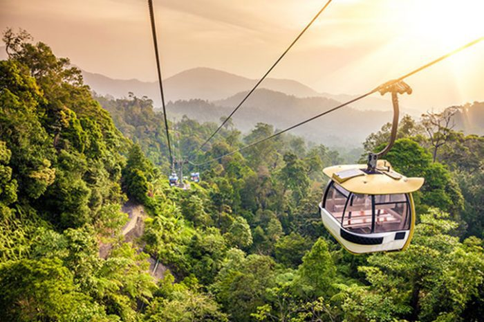 Cable Car, Genting Highlands