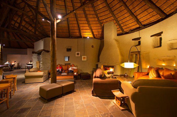 Lounge, Kulala Desert Lodge