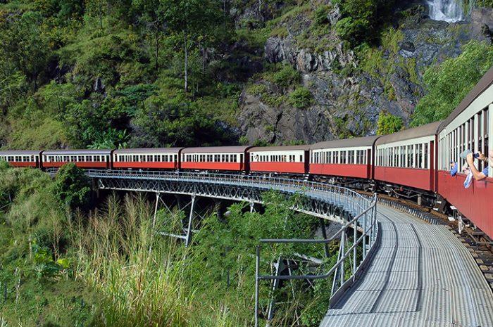 Kuranda Railway, Australia
