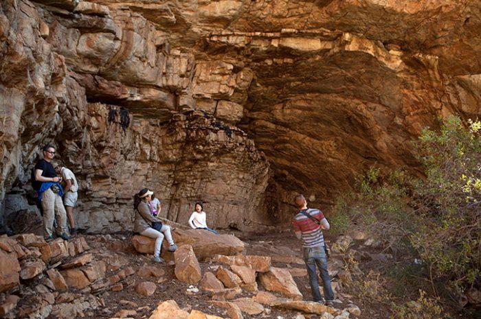 Kuzuko Lodge Cave Exploration