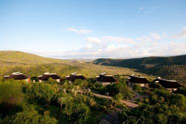 Kuzuko Lodge Landscape