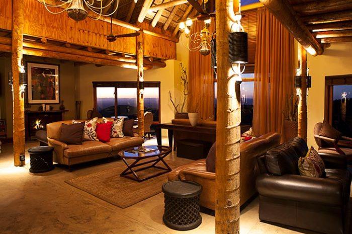 Kuzuko Lodge Lounge