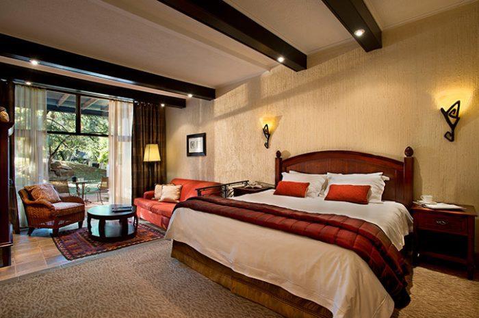 Kwa Maritine Bush Lodge Standard Room