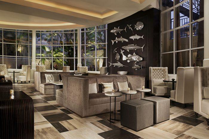 La Concha Hotel Lobby