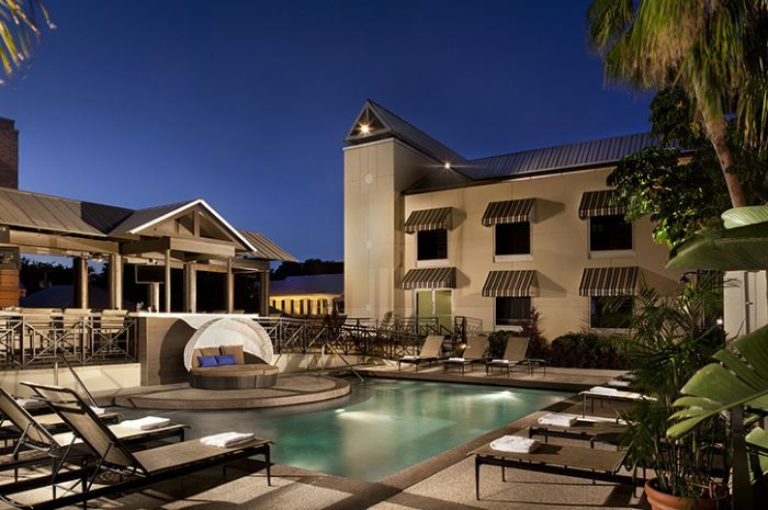 La Concha Hotel Swimming Pool