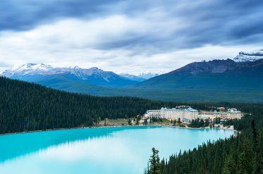 Lake Louise Resort, Canada