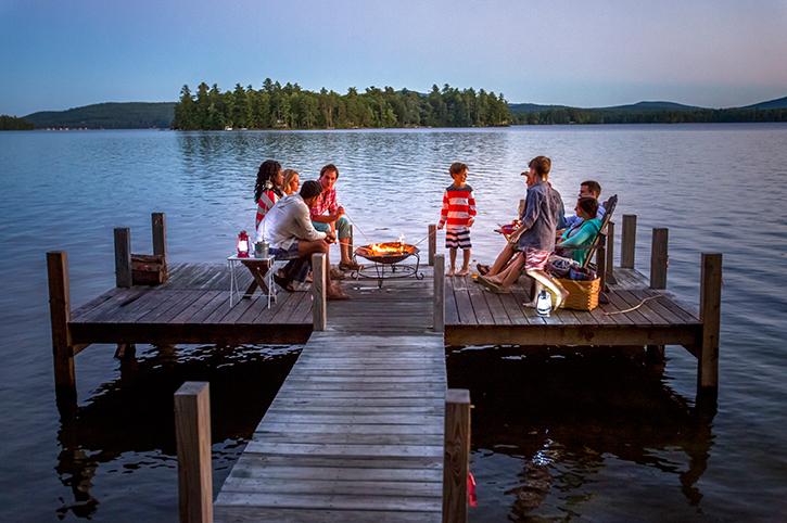 Lake Wentworth, America