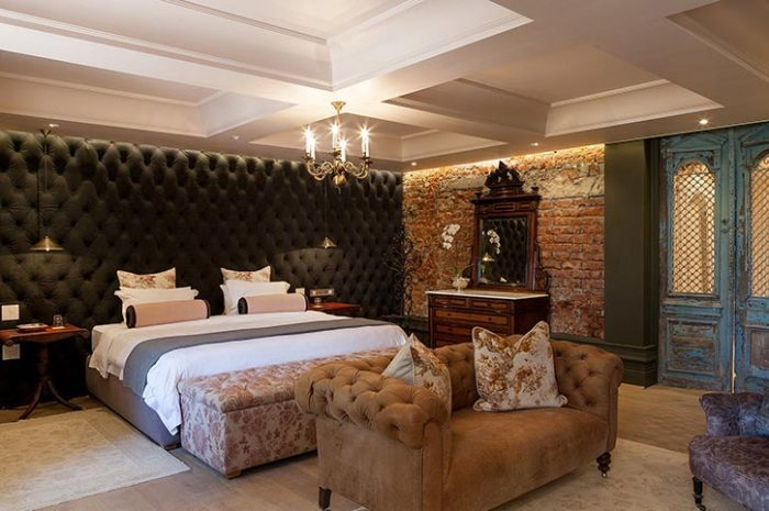 Lanzerac Wine Estate Classic Room