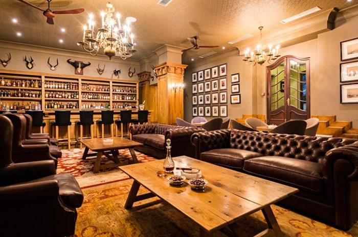 Lanzerac Wine Estate Craven Lounge