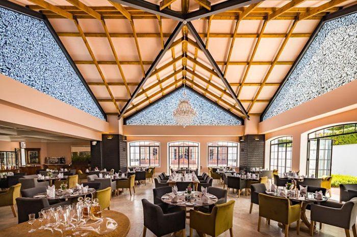 Lanzerac Wine Estate Manor Kitchen