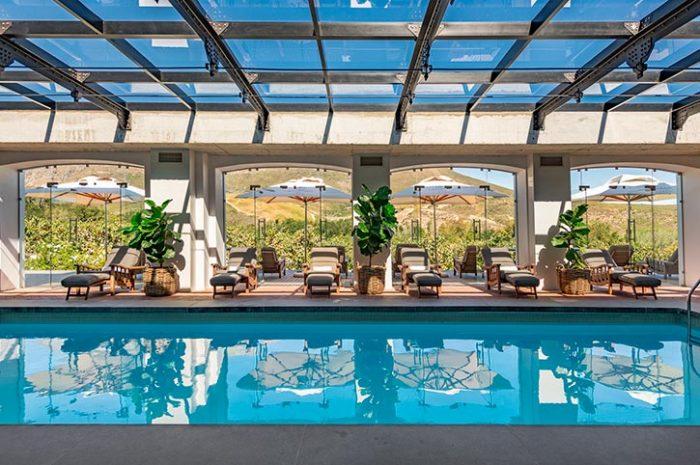 Lanzerac Wine Estate Pool