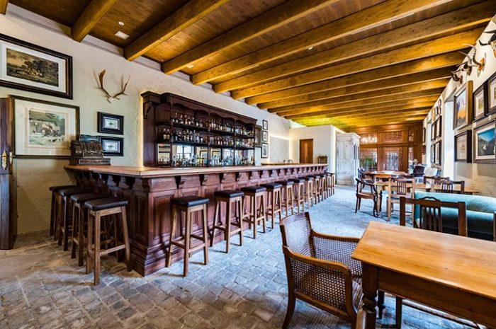 Lanzerac Wine Estate Taphuis Bar
