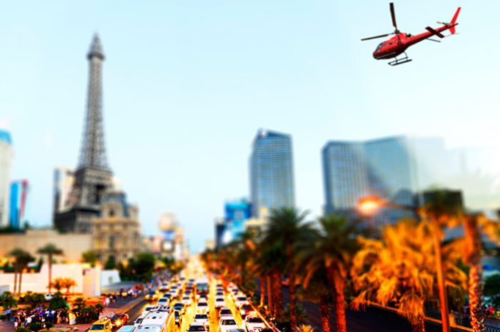 Helicopter, Las Vegas