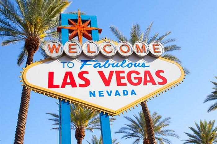 Las Vegas Sign, Nevada