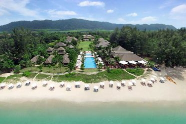 Layana Resort Aerial