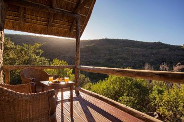 Lentaba Safari Lodge Classic Room Deck
