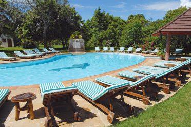 Leopard Beach Resort Uzuri Pool