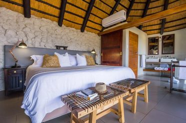 Leopard Mountain Safari Lodge Luxury Chalet