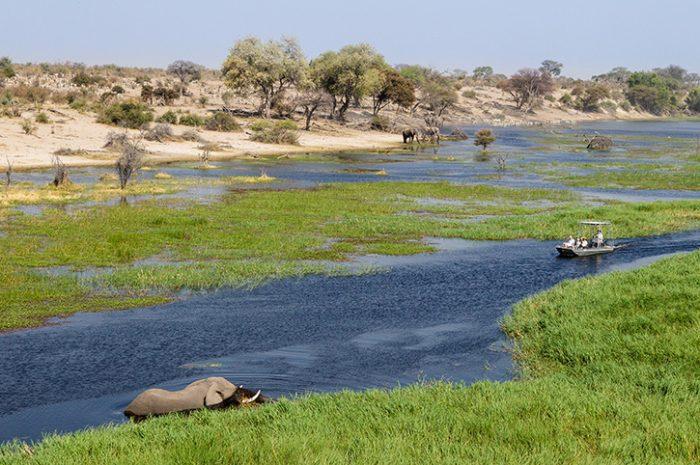 Leroo La Tau River Safari