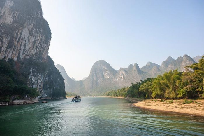 Li River Guilin China