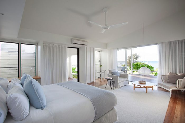 Lizard Island Beachfront Suite
