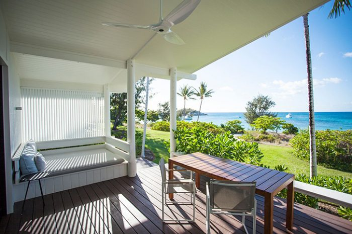 Lizard Island Beachfront Suite View
