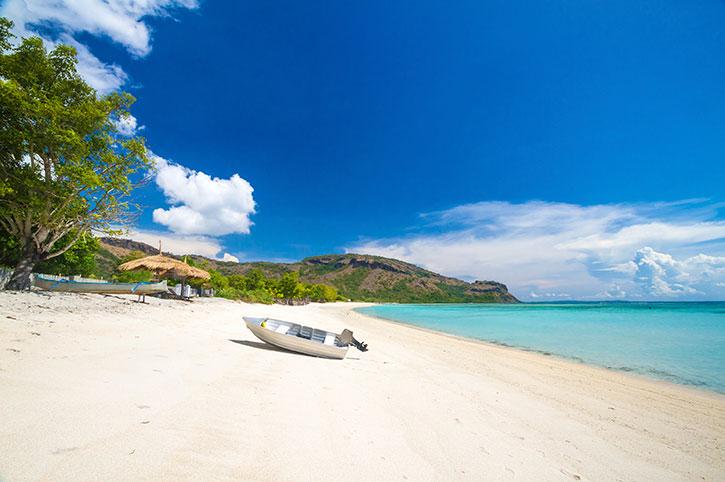 Lombok Beach, Malaysia