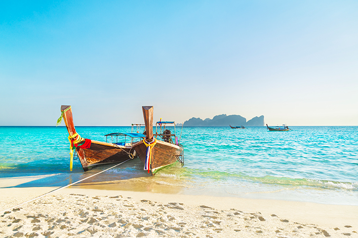 Long Beach, Phi Phi