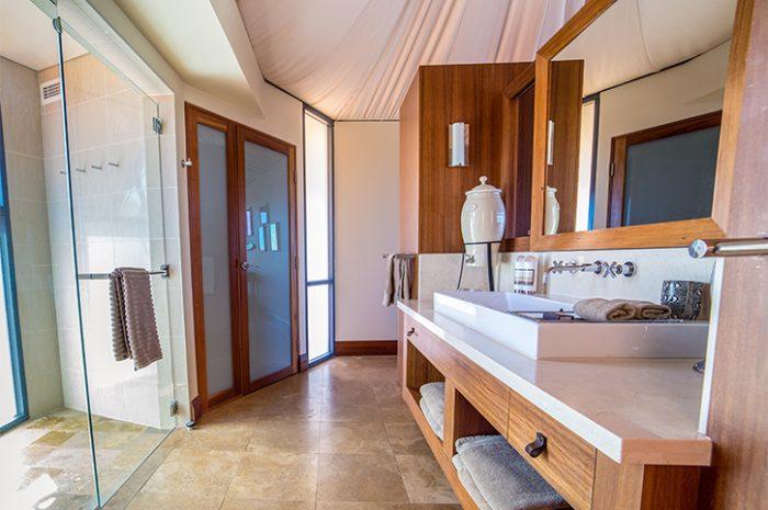 Longitude 131 Bathroom
