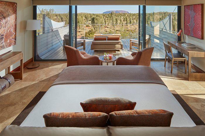 Longitude 131 Luxury Tent Views