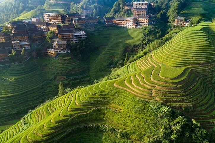 Longsheng China