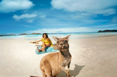 Lucky Bay, Australia