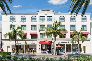 Luxe Rodeo Drive Exterior