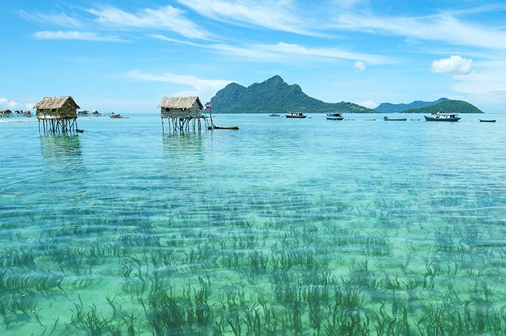 Maiga Island, Sabah